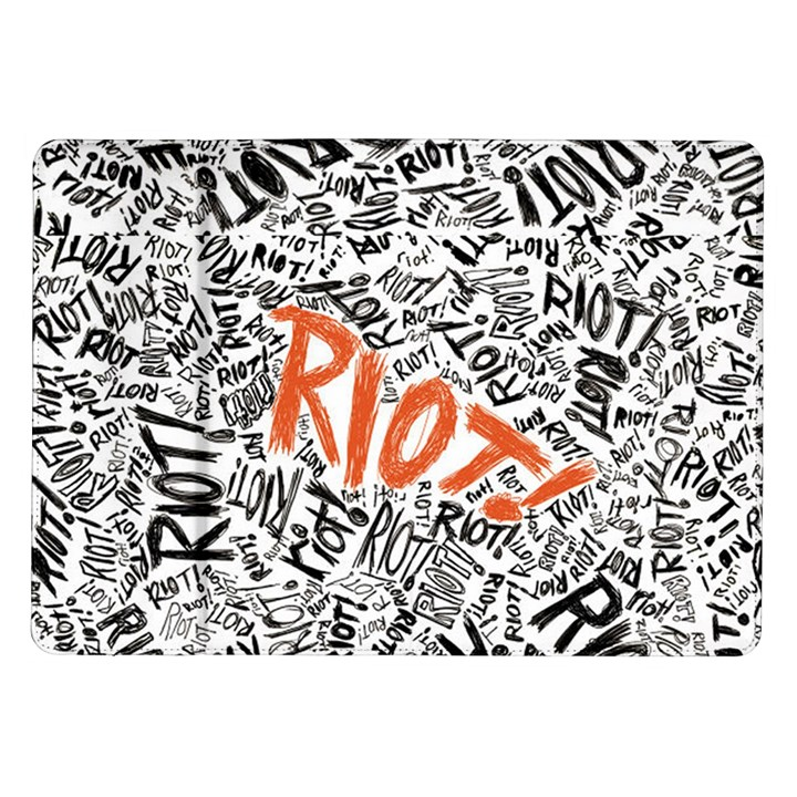 Paramore Is An American Rock Band Samsung Galaxy Tab 10.1  P7500 Flip Case