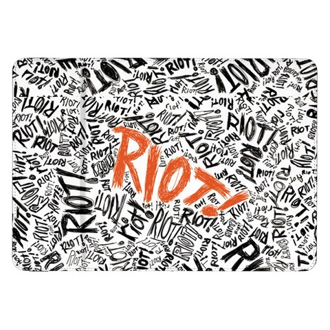 Paramore Is An American Rock Band Samsung Galaxy Tab 8.9  P7300 Flip Case