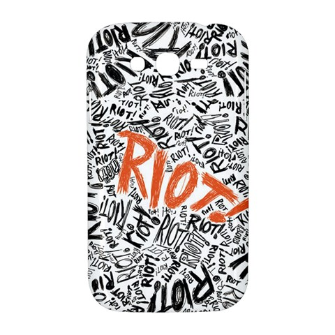 Paramore Is An American Rock Band Samsung Galaxy Grand DUOS I9082 Hardshell Case