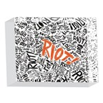 Paramore Is An American Rock Band 5 x 7  Acrylic Photo Blocks Front