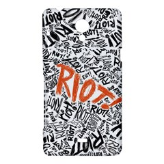 Paramore Is An American Rock Band Sony Xperia T