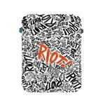 Paramore Is An American Rock Band Apple iPad 2/3/4 Protective Soft Cases Front