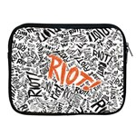 Paramore Is An American Rock Band Apple iPad 2/3/4 Zipper Cases Front