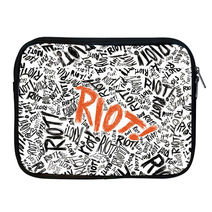 Paramore Is An American Rock Band Apple iPad 2/3/4 Zipper Cases