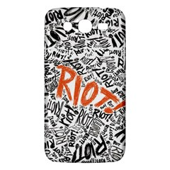Paramore Is An American Rock Band Samsung Galaxy Mega 5 8 I9152 Hardshell Case