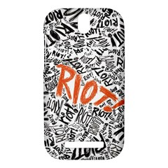 Paramore Is An American Rock Band HTC One SV Hardshell Case