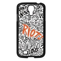 Paramore Is An American Rock Band Samsung Galaxy S4 I9500/ I9505 Case (Black)