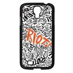 Paramore Is An American Rock Band Samsung Galaxy S4 I9500/ I9505 Case (Black) Front