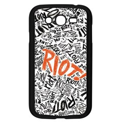 Paramore Is An American Rock Band Samsung Galaxy Grand Duos I9082 Case (black)