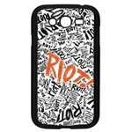 Paramore Is An American Rock Band Samsung Galaxy Grand DUOS I9082 Case (Black) Front