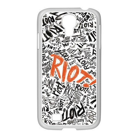 Paramore Is An American Rock Band Samsung GALAXY S4 I9500/ I9505 Case (White)