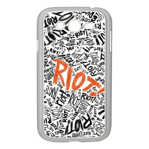 Paramore Is An American Rock Band Samsung Galaxy Grand DUOS I9082 Case (White)