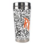 Paramore Is An American Rock Band Stainless Steel Travel Tumblers Left