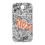 Paramore Is An American Rock Band Samsung Galaxy S4 I9500/I9505  Hardshell Back Case Front