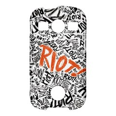 Paramore Is An American Rock Band Samsung Galaxy S7710 Xcover 2 Hardshell Case