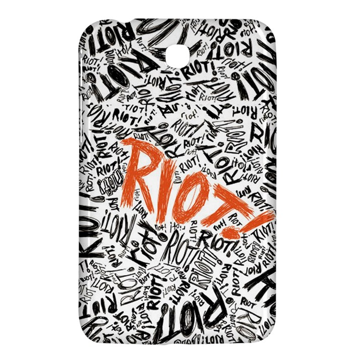 Paramore Is An American Rock Band Samsung Galaxy Tab 3 (7 ) P3200 Hardshell Case