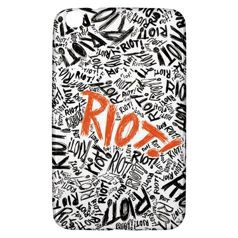 Paramore Is An American Rock Band Samsung Galaxy Tab 3 (8 ) T3100 Hardshell Case