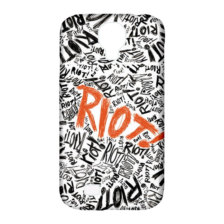 Paramore Is An American Rock Band Samsung Galaxy S4 Classic Hardshell Case (PC+Silicone)