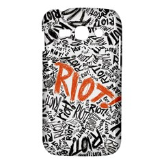 Paramore Is An American Rock Band Samsung Galaxy Ace 3 S7272 Hardshell Case