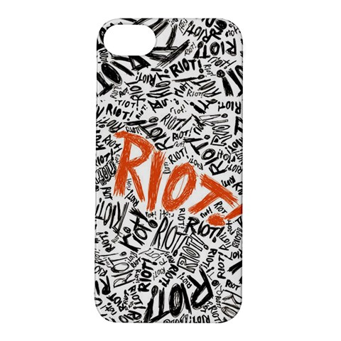 Paramore Is An American Rock Band Apple iPhone 5S/ SE Hardshell Case