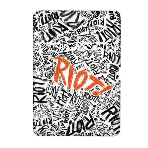 Paramore Is An American Rock Band Samsung Galaxy Tab 2 (10.1 ) P5100 Hardshell Case