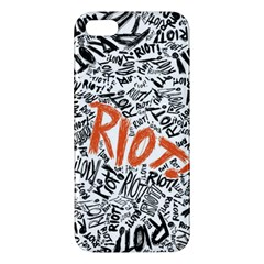 Paramore Is An American Rock Band Iphone 5s/ Se Premium Hardshell Case