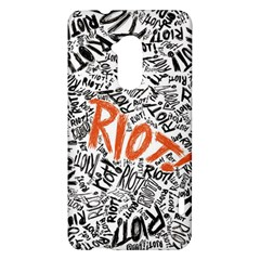 Paramore Is An American Rock Band HTC One Max (T6) Hardshell Case
