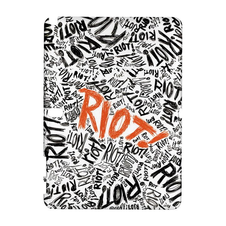 Paramore Is An American Rock Band Samsung Galaxy Note 10.1 (P600) Hardshell Case