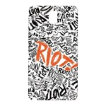 Paramore Is An American Rock Band Samsung Galaxy Note 3 N9005 Hardshell Back Case Front