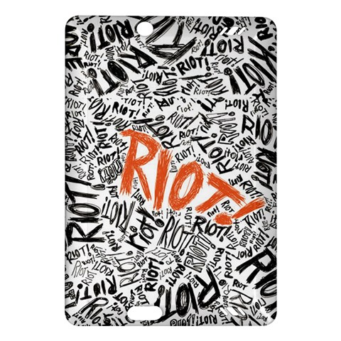 Paramore Is An American Rock Band Amazon Kindle Fire HD (2013) Hardshell Case