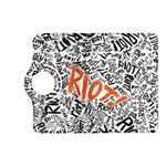 Paramore Is An American Rock Band Kindle Fire HD (2013) Flip 360 Case Front