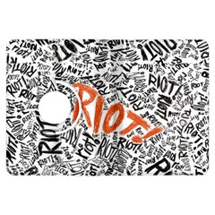 Paramore Is An American Rock Band Kindle Fire HDX Flip 360 Case