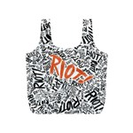 Paramore Is An American Rock Band Full Print Recycle Bags (S)  Back