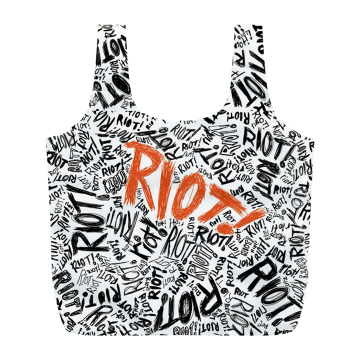 Paramore Is An American Rock Band Full Print Recycle Bags (L)
