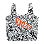 Paramore Is An American Rock Band Full Print Recycle Bags (L)  Back