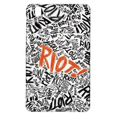 Paramore Is An American Rock Band Samsung Galaxy Tab Pro 8.4 Hardshell Case
