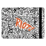 Paramore Is An American Rock Band Samsung Galaxy Tab Pro 12.2  Flip Case Front