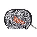 Paramore Is An American Rock Band Accessory Pouches (Small)  Back