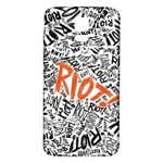 Paramore Is An American Rock Band Samsung Galaxy S5 Back Case (White) Front