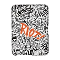 Paramore Is An American Rock Band Amazon Kindle Fire (2012) Hardshell Case