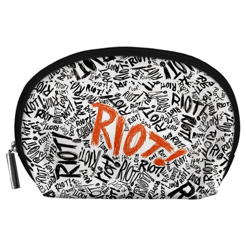 Paramore Is An American Rock Band Accessory Pouches (Large)