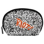 Paramore Is An American Rock Band Accessory Pouches (Large)  Front