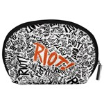 Paramore Is An American Rock Band Accessory Pouches (Large)  Back