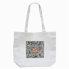 Paramore Is An American Rock Band Tote Bag (White)