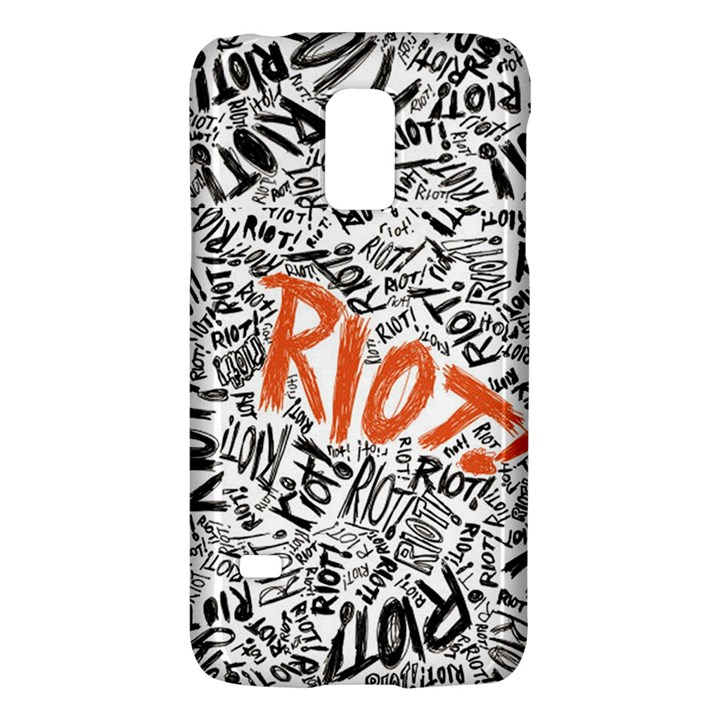 Paramore Is An American Rock Band Galaxy S5 Mini