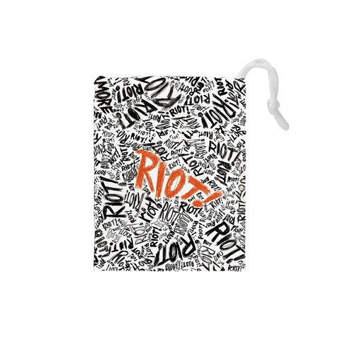 Paramore Is An American Rock Band Drawstring Pouches (Small)