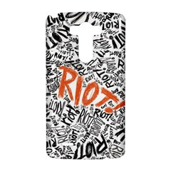 Paramore Is An American Rock Band LG G3 Hardshell Case