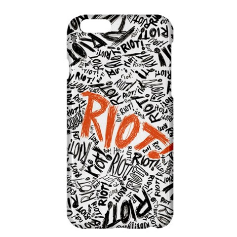 Paramore Is An American Rock Band Apple iPhone 6 Plus/6S Plus Hardshell Case