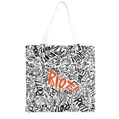 Paramore Is An American Rock Band Grocery Light Tote Bag