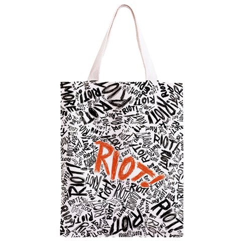 Paramore Is An American Rock Band Classic Light Tote Bag